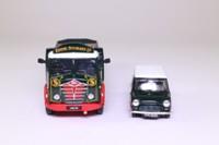 Corgi Classics 31701; Foden FG 8 Wheel Flatbed & Mini Van Set; Eddie Stobart