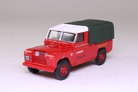 Vanguards VA07600; Land-Rover LWB Series 2; Midland Red Bus Co