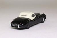 Corgi Classics 96060; Jaguar XK120 (1:43); Soft Top; Black/White Top