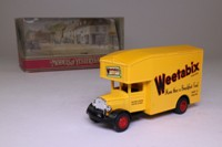 Models of Yesteryear Y-31/1; 1931 Morris Courier; Weetabix