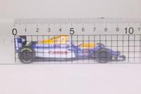 ONYX 172; Williams FW15B Formula 1; 1993; Alain Prost; RN2