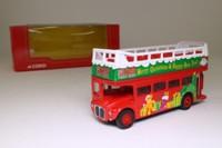 Corgi Classics 32702; AEC Routemaster Bus; Open Top; Kowloon Motor Bus,