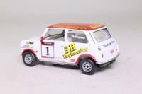 Corgi Classics CC82249; BL/Rover Mini; 2007 Mini Se7en Club Champion; Paul Thompson; RN1