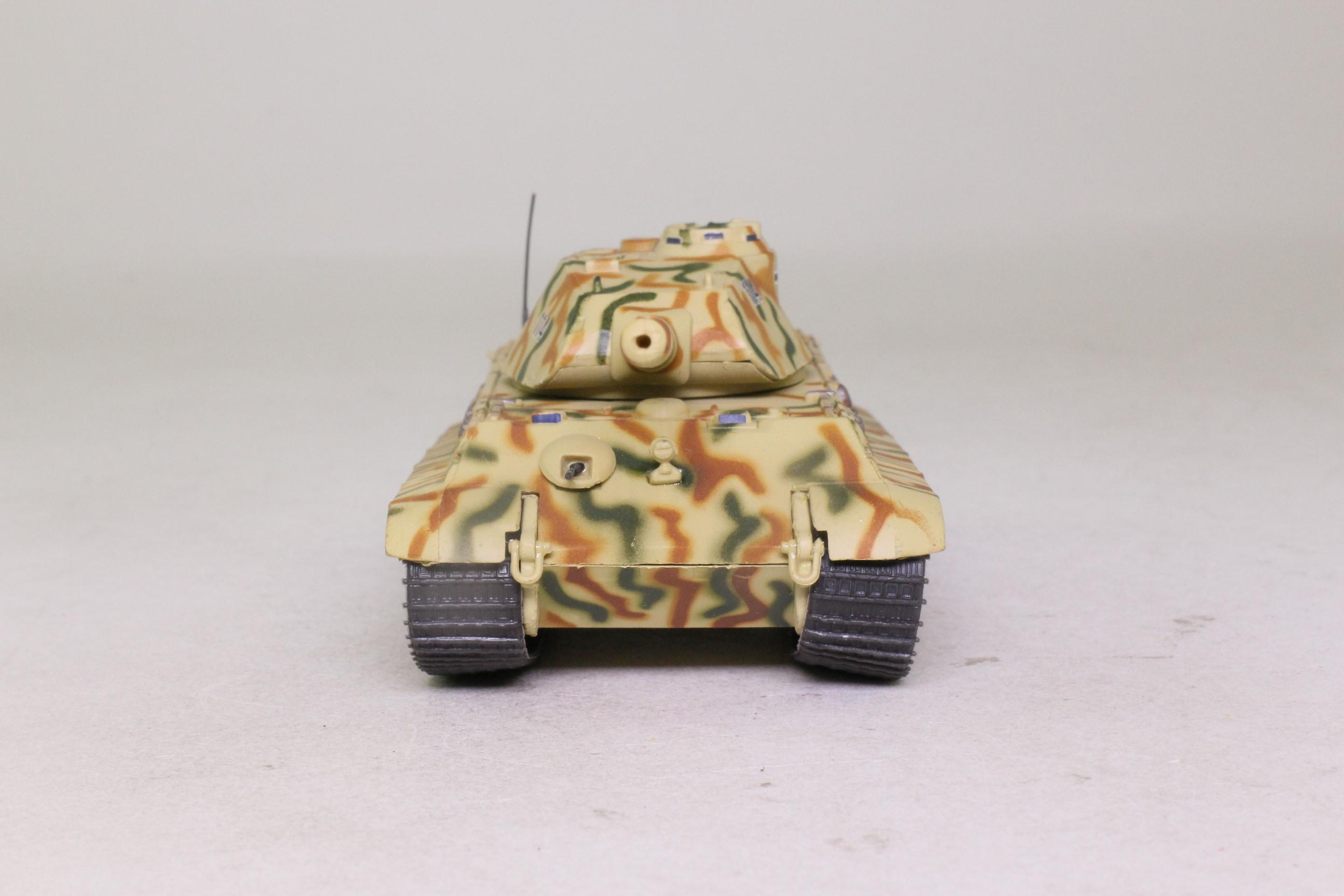 DeAgostini; Pz.Kpfw VI Tiger II Ausf. B Tank; Normandy, France 1944