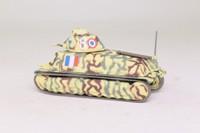 DeAgostini; Somua S35 Tank; 12th Regiment de Chasseurs d'Afrique; Tunisia 1943