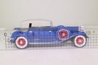National Motor Museum Mint 32116; 1932 Chrysler LeBaron; Blue, Grey Hood