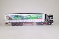 Corgi Classics CC12924; Scania Topline; Curtainside Trailer, Westfield Transport, The Eden Project