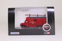 Oxford Diecast 76BD002; Bedford OW/OX/OY Truck; Luton Van, Essex County Fire Brigade