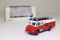 Oxford Diecast 76GG002; Bedford Green Goddess Fire Engine; Glamorgan Fire Service