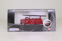 Oxford Diecast 76DL4005; Dennis Light Four New World Fire Engine; National Fire Service