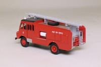 Oxford Diecast 76GG006; Bedford Green Goddess Fire Engine; Army Fire Service