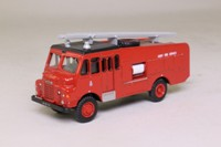 Oxford Diecast 76GG006; Bedford Green Goddess Fire Engine; Army Fire Service