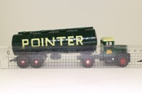 Corgi Classics 97367; Scammell Highwayman; Articulated Tanker, Pointer