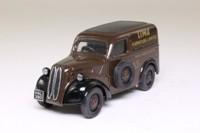 Corgi Classics D980/13; Ford Popular Van; Lima Furniture, Hoddeston, Herts