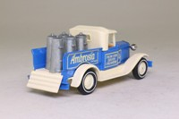 Models of Yesteryear Y-35/1; 1930 Ford Model A Pick-up Truck; Ambrosia, Devon Creamery, Churns Load