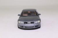 Minichamps 400 011800; 2002 Audi A8 (D3); Grey Metallic