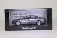Minichamps 400 011800; 2002 Audi A8 (D3); Grey Metallic