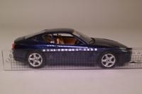 Burago 3336; 1992 Ferrari 456GT; Blue Metallic