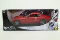 Hot Wheels B6047; Ferrari 612 Scaglietti; Red