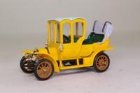 Rio 25; 1903 Fiat Doppio-Phaeton 24cv; Open Landaulet, Yellow