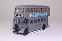 Corgi Classics 97315; Guy Arab Bus; London Transport, Rte 145 Ford Works, Wartime Grey
