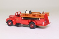 Corgi Classics CS90011; Mack B Series Open Fire Pumper (1:76); Boston Fire Department