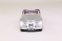 Dinky Toys DYM38304; 1960 Jaguar XK150 Drophead Coupe; Silver