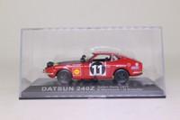 DeAgostini: Datsun 240Z; 1971 Safari Rally; Edgar Herrmann, Hans Schüller