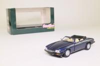 Detail 132; Jaguar XJS Convertible; Dk Blue Metallic
