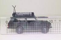 Solido 999/10; 1970 Range Rover Classic; British Army Staff Car
