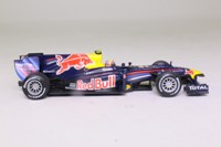 Minichamps 410 100006; Red Bull Renault RB6 Formula 1; 2010 Mark Weber; RN6