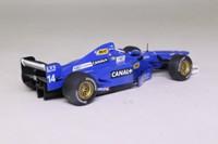 Minichamps 430 970014; Prost Mugen Honda JS45; 1997 Spanish GP 2nd; Olivier Panis; RN14