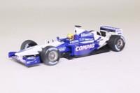Minichamps 400 020005; Williams FW24 Formula 1; 2002 Malaysian Grand Prix 1st; Ralf Schumacher; RN5