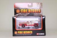 Corgi Classics CS90066; Seagrave Fire Pumper; Lebanon PA FD, 70th Anniversary Pumper