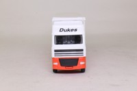 Corgi Classics TY87002; DAF 95, 1:64 Scale; Artic Curtainside, Dukes Transport Ltd
