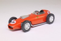 Models of Yesteryear Y-16/3; 1960 Ferrari Dino 246/V12; Red, RN 17