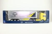 Newray 73324; MAN TG 18.410A Artic Truck; Box Trailer, MAN