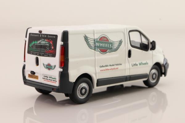 Corgi Classics Code 3; Vauxhall Vivaro Van; Little Wheels