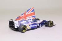 Minichamps 433 940101; Williams FW16 Formula 1; 1994 British GP; Damon Hill, RN0