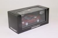 Minichamps 430 069300; 1999 Porsche 911 Turbo; Dark Red Metallic