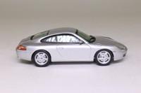 Vitesse VMC99008; 1998 Porsche 911 Carrera 4; Arctic Silver