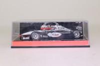 Minichamps 530 994301; McLaren Mercedes MP4/14 Formula 1; 1999 Spanish GP 1st; Mika Häkkinen; RN1