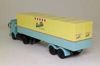 Corgi Classics 21401; AEC Ergomatic Cab; Artic Fridge Trailer; Walls Ice Cream