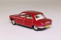 Dinky Toys 510; Peugeot 204; Metallic Red