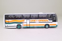 EFE 26602; Plaxton Paramount 3500 Coach; Grey-Green; Cowies