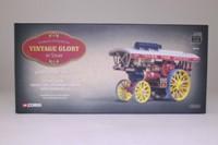 Corgi Classics 80103; Fowler B6 Steam Engine; Showman's Engine, King Carnival II, Over The Sticks