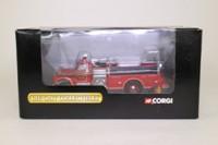 Corgi Classics 52403; Mack B Series Fire Truck; Closed Cab, Corpus Christi Fire Dept
