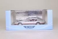 NEO NEO 44220; 1972 Volkswagen Sp2 Coupe; Silver Metallic