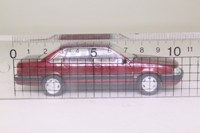 NEO 43039; 1988 Audi 200 Quattro 20V (C3); Metallic Dark Red