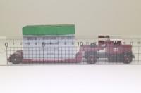 Corgi Trackside DG112001; Scammell Ballast & Low Loader; Crated Aeroplane Load; LMS